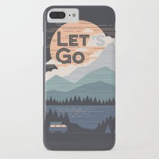 Let's Go iPhone 7 Plus Slim Case