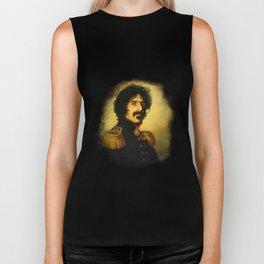Frank Zappa - replaceface Biker Tank