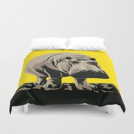 Visit the Zoo Duvet Cover