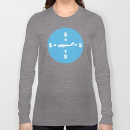 How Planes Really Fly Long Sleeve T-shirt