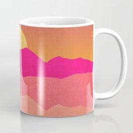 Minimal Landscape 13 Coffee Mug