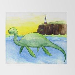 Nessie Throw Blanket
