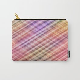 Abstract colored stripes background 21 Carry-All Pouch