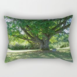 Garden Bench Vashon Rectangular Pillow