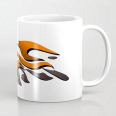 Graffiti Fox Mug