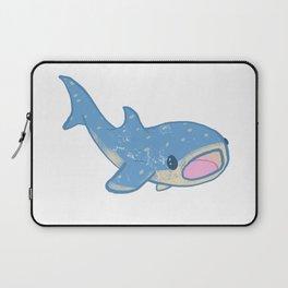 Shocked Little Whale Shark Laptop Sleeve