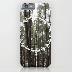 do think be positive iPhone 6s Slim Case
