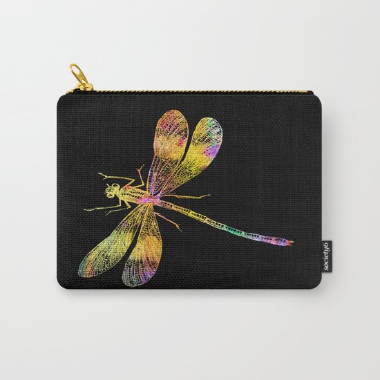 Dragonfly QW Carry-All Pouch