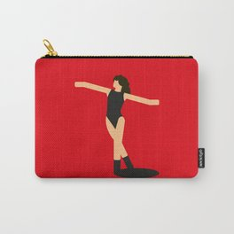 Flash Dance Carry-All Pouch