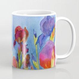 Blue Skies and Happiness Coffee Mug