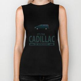 The Cadillac of minivans Biker Tank