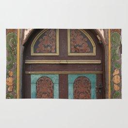 Door From Olden Times Rug
