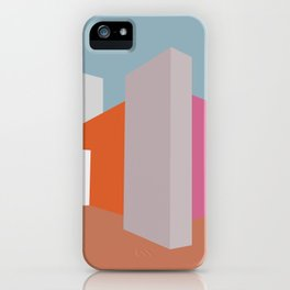 Mexico City, Casa Luis Barragán iPhone Case