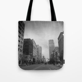 Grand River Drive Tote Bag