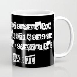 Bad Pi Coffee Mug
