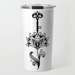 Vintage Classic Tradition Simple Travel Mug