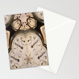 Tic Toc Stationery Cards