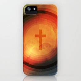 Thanks Be To God iPhone Case