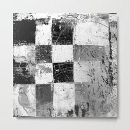 Tiled Floors Metal Print