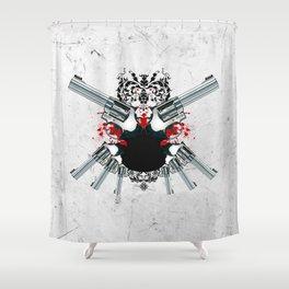 Armas Shower Curtain