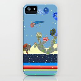 At night iPhone Case