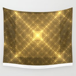 The Peaceful Pyramid Wall Tapestry