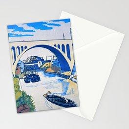 Hijiri Bridge - Digital Remastered Edition Stationery Cards