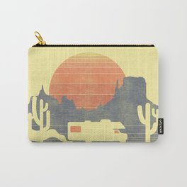 Trail of the dusty road Carry-All Pouch