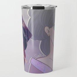 Kimono Girl Travel Mug