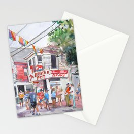 Lobster Pot, Provincetown Stationery Cards