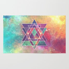 Sacred Geometry (Connection) Rug