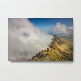 Mount Brandon Kerry Ireland Metal Print
