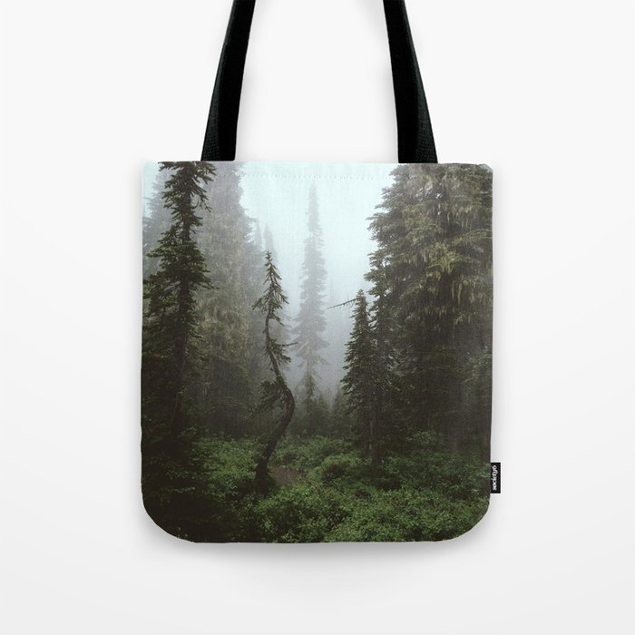 Rainier Forest Tote Bag
