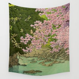 Shaha - A Place Called Home Wall Tapestry