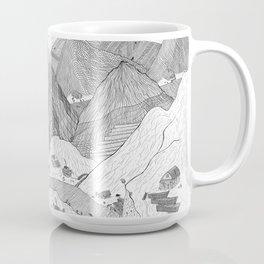 Samurai far away from home Coffee Mug