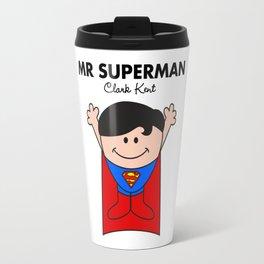 Mr Superman Travel Mug