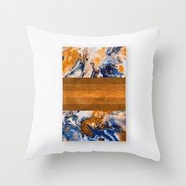 Lucent Forms: Todoroki Throw Pillow