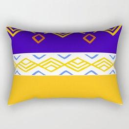 Tribal Selection Rectangular Pillow
