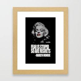 Marilyn Mon Framed Art Print