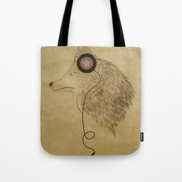 Woolfymusic Tote Bag