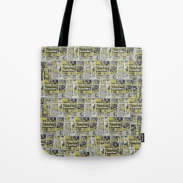 shoe repair pop Tote Bag