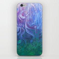 Electric Dreams II iPhone & iPod Skin
