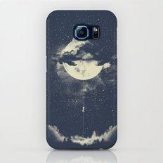 MOON CLIMBING Slim Case Galaxy S7