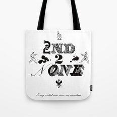 2nd 2 None : black Tote Bag