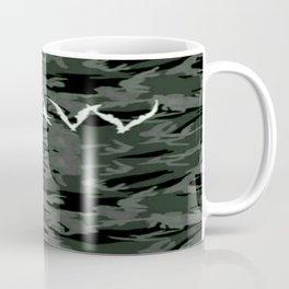 Raw ripped fatigue Coffee Mug