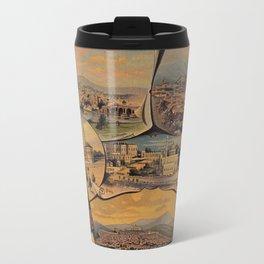 Oriental railways to Constantinople Travel Mug