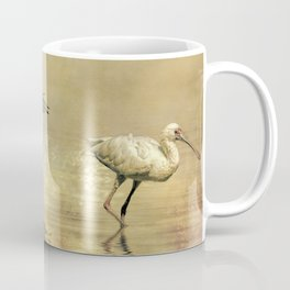 Spoonbill morning Coffee Mug