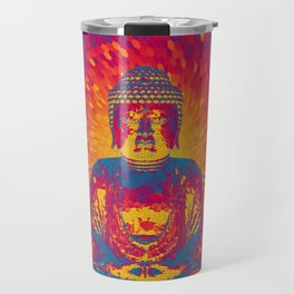 Crystal Buddha Travel Mug