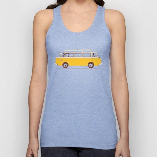Yellow Van II by speakerine