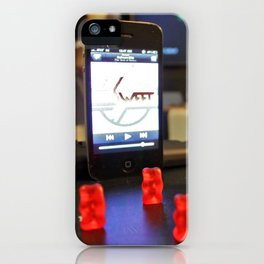 Gummy-Concert Al Fresco. iPhone Case